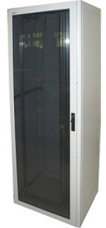 42U Floor cabinet  with side cable management