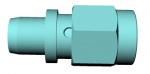 BMA male-SMA male COAXIAL ADAPTER
